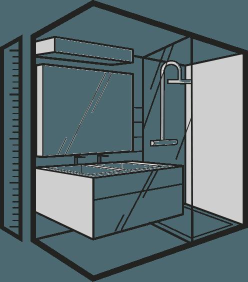 PICTO Salles de bain